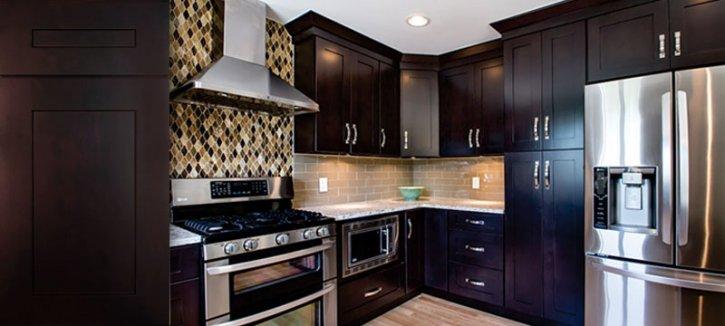 Ebony kitchens