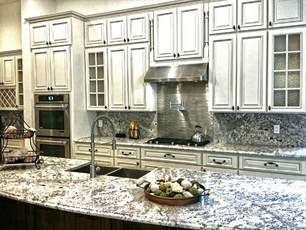 Hampton Linen Kitchen Cabinets Custom Kitchens More